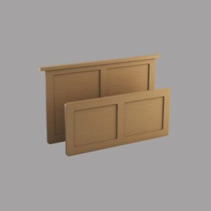 Somerset: Head & Footboard Set