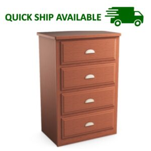 Oasis: Four Drawer Chest