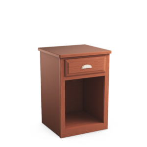 Oasis: Single Drawer Nightstand