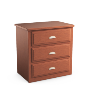 Oasis: Three Drawer Chest