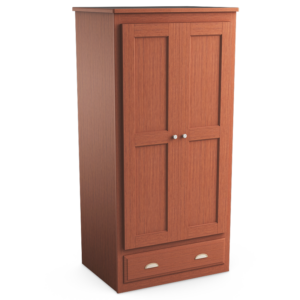 Oasis: Double Wardrobe With One Drawer