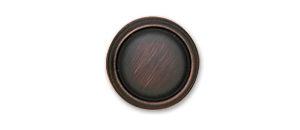 Oil-Rubbed Bronze Knob #75