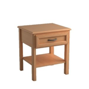 Brentwood: Open Nightstand