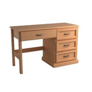 Brentwood:  Pedestal Desk