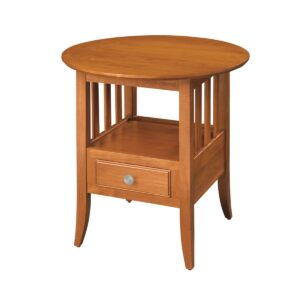 Passages: Round End Table