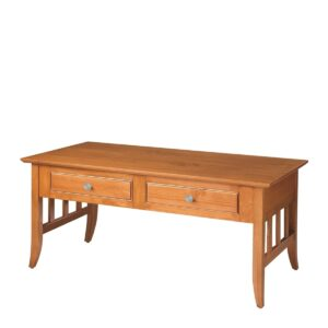 Passages: Rectangular Coffee Table With 2 Drawers