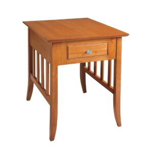 Passages: End Table With Drawer