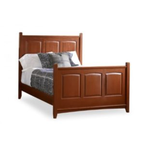 Passages: Freestanding Post Bed