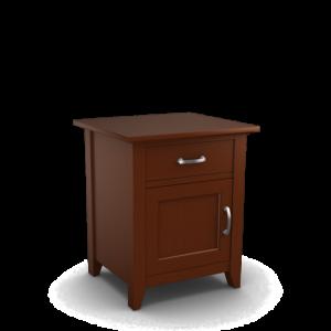 Passages: Drawer Door Nightstand