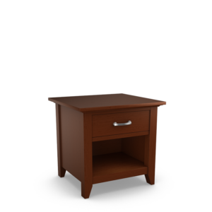 Passages: Single Drawer Nightstand