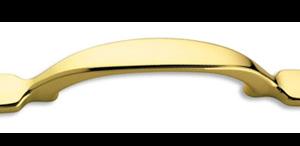 Polished Brass Handle #19