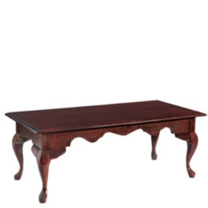 Queen Anne : Rectangular Coffee Table