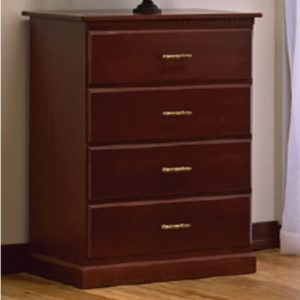 Somerset: Four Drawer Chest