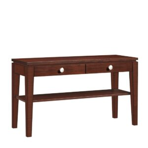 Urban Expressions: Sofa Table With Drawer & Shelf