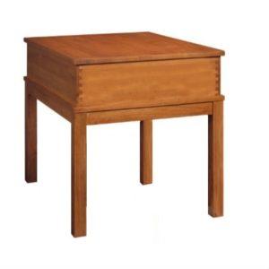 Wyndham: Rectangular End Table