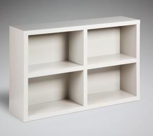 Custom Wall Hung Bookcase