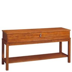 Wyndham: Sofa Table With Shelf