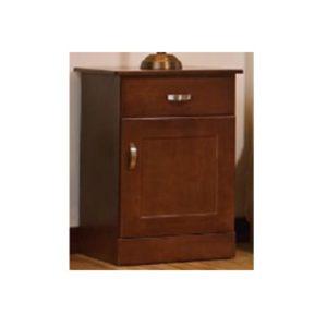 York County: Drawer/Door Nightstand