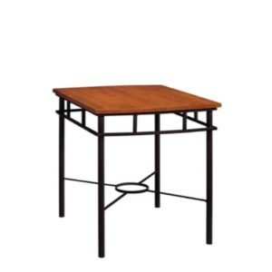 Classic Forge: Rectangular End Table
