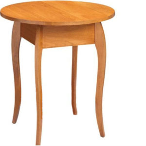 Harlo: Round End Table