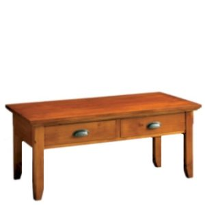 Livingston: Rectangular Coffee Table With Drawer