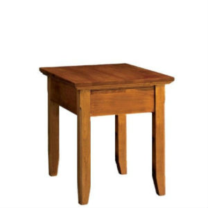 Livingston: Rectangular End Table