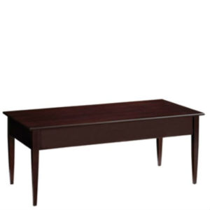 Saxony: Rectangular Coffee Table
